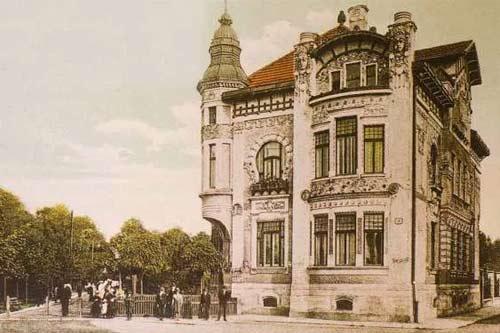 Vily Moravské Ostravy